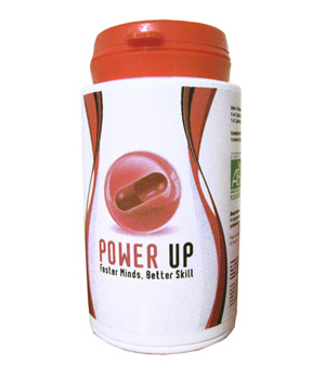 Power Up POWER UP Guarana 100 gélules