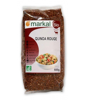 Markal Quinoa Real Rouge 500g