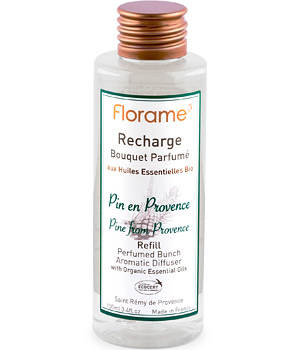 Florame Recharge Bouquet parfumé Pin de Provence 100 ml