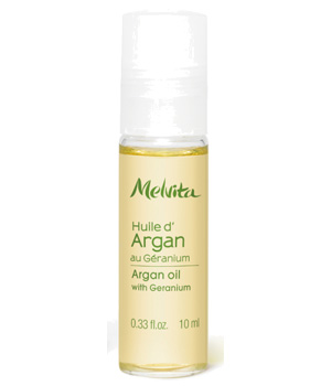 Melvita Roll on 100% Argan Géranium Ongles et cuticules 10ml