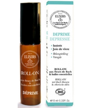 Elixirs & Co Roll'on DEPRIME 10ml