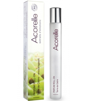 Acorelle Roll on Eau de Parfum Terre de Cèdre 10ml