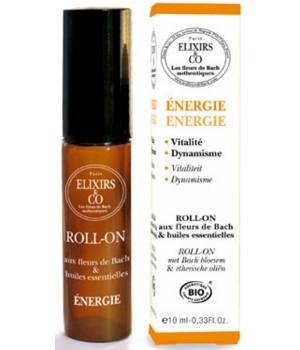 Elixirs & Co Roll'on ENERGIE 10ml