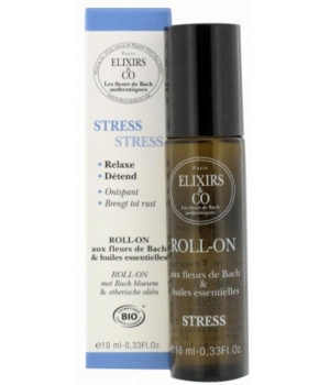 Elixirs & Co Roll'on STRESS  10ml
