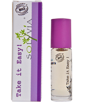 Solyvia Roll on Take it Easy Stress et Anxiété 5ml