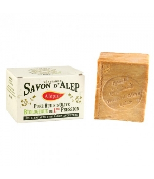 Alepia Savon d'Alep excellence pure Olive 190g
