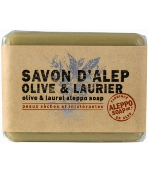 Tade Savon d'Alep Olive et Laurier 100 g Aleppo Soap