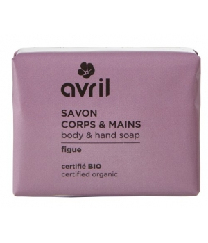 Avril Savon de Provence Figue 100g