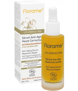 Florame Sérum anti âge Haute Correction au Lys blanc 30ml