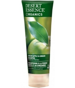 Desert Essence Shampoo with Apple and Ginger