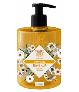 Cosmo Naturel Shampoing cheveux blonds Camomille 500ml