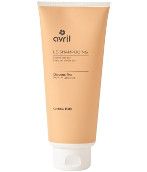 Avril Shampoing Cheveux Fins Abricot 300 ml