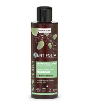 Centifolia Shampoing doux cheveux normaux 200ml