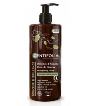 Centifolia Shampoing doux cheveux normaux 500ml