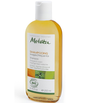 Melvita Shampoing lavages fréquents Arnica, Miel 200ml