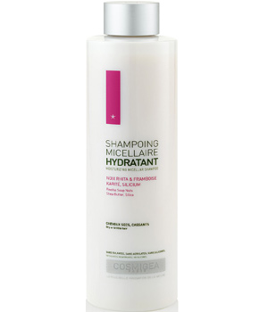 Cosmigea Shampoing Micellaire Hydratant cheveux secs 400ml