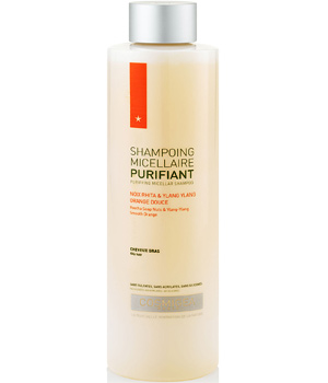 Cosmigea Shampoing Micellaire Purifiant cheveux gras 400ml