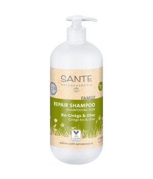Sante Shampoing soin Ginkgo et olive 950ml