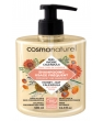 Hygiene naturelle Cosmo Naturel Shampoing usage fréquent Miel Calendula Avoine 500ml