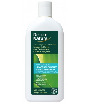 Douce Nature Shampooing doux Cheveux Normaux 300ml