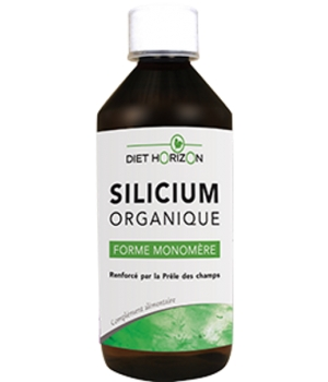 Diet Horizon Silicium Organique Flacon 500ml