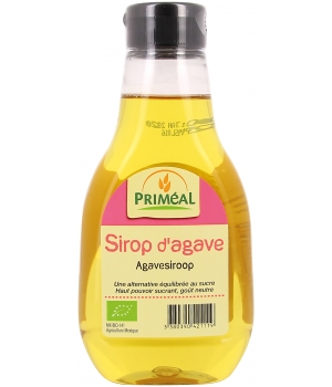 Primeal Sirop d'Agave 330ml