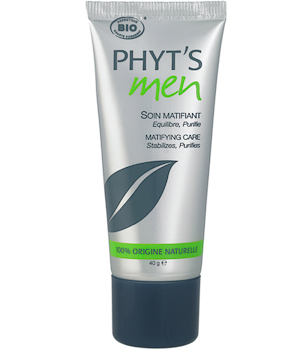 Phyts Soin matifiant Phyt's Men Tea tree Palmarosa Thym 40g