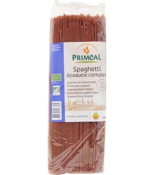 Primeal Spaghetti complets épeautre 500g