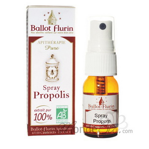 Ballot Flurin Spray à la propolis 15ml