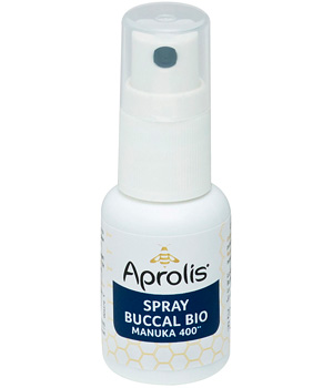 Aprolis Spray buccal Bio Manuka 20ml