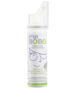 Ptit Bobo Spray nasal hypertonique 50ml