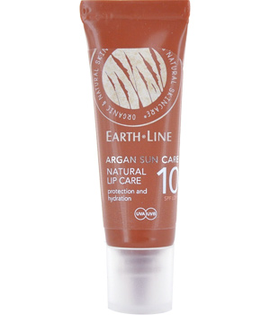 Earth Line Stick solaire argan SPF10 protection basse 10ml
