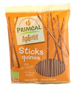 Primeal Sticks Quinoa 100g