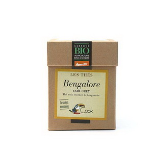Cook Thé Bengalore 15 infusettes 30g