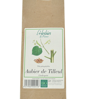 Herbier De France Lime tree sapwood 50g