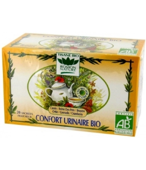 Romon Nature Tisane Confort Urinaire bio 32g Romon Nature