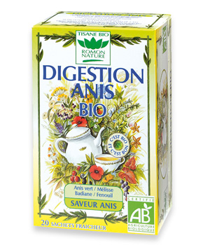 Romon Nature Tisane Digestion Anis 20 sachets 32g