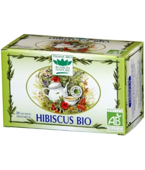 Romon Nature Tisane Hibiscus bio 34g Romon Nature