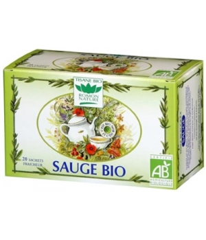 Romon Nature Tisane Sauge bio 30g Romon Nature
