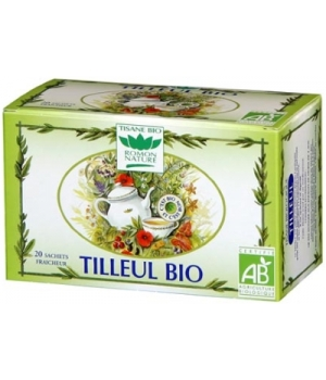 Romon Nature Tisane Tilleul bio 32g Romon Nature
