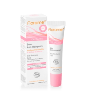 Florame Tolérance Soin Anti rougeurs 15ml