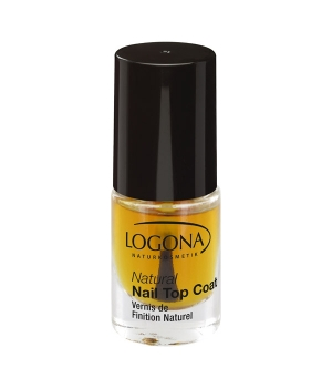 Logona Natural Top Coat 4ml