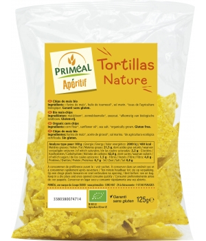 Primeal Tortillas nature 125g