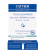 Soins visage bio Cattier Touch'Express concentré Actif gel anti imperfections 5ml