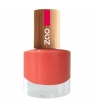 Maquillage bio Zao  Vernis à ongles 656 Corail 8ml