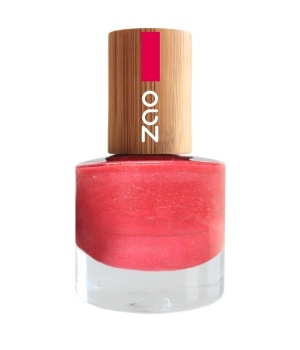 Zao  Vernis à ongles 657 Rose Fuschia 8ml