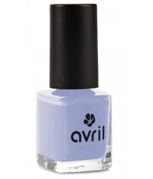 Avril Vernis à ongles bleu layette n°630 7ml