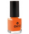 Maquillage bio Avril Vernis à ongles Clémentine N° 574 7ml