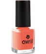 Maquillage bio Avril Vernis à ongles Corail n°02 7ml