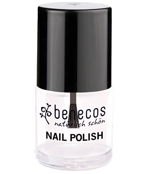 Benecos Vernis à ongles Crystal/ Transparent 9ml